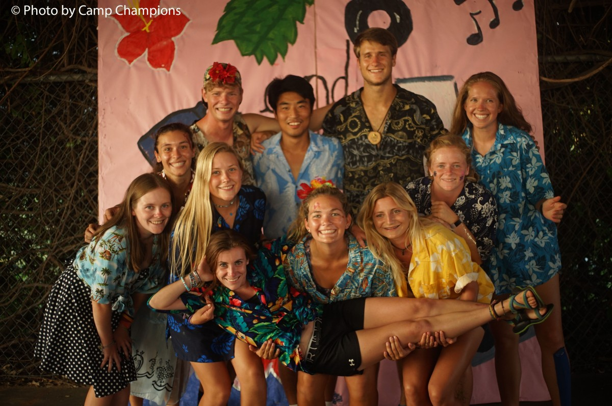 Camp Counselor: An Internship Like No Other