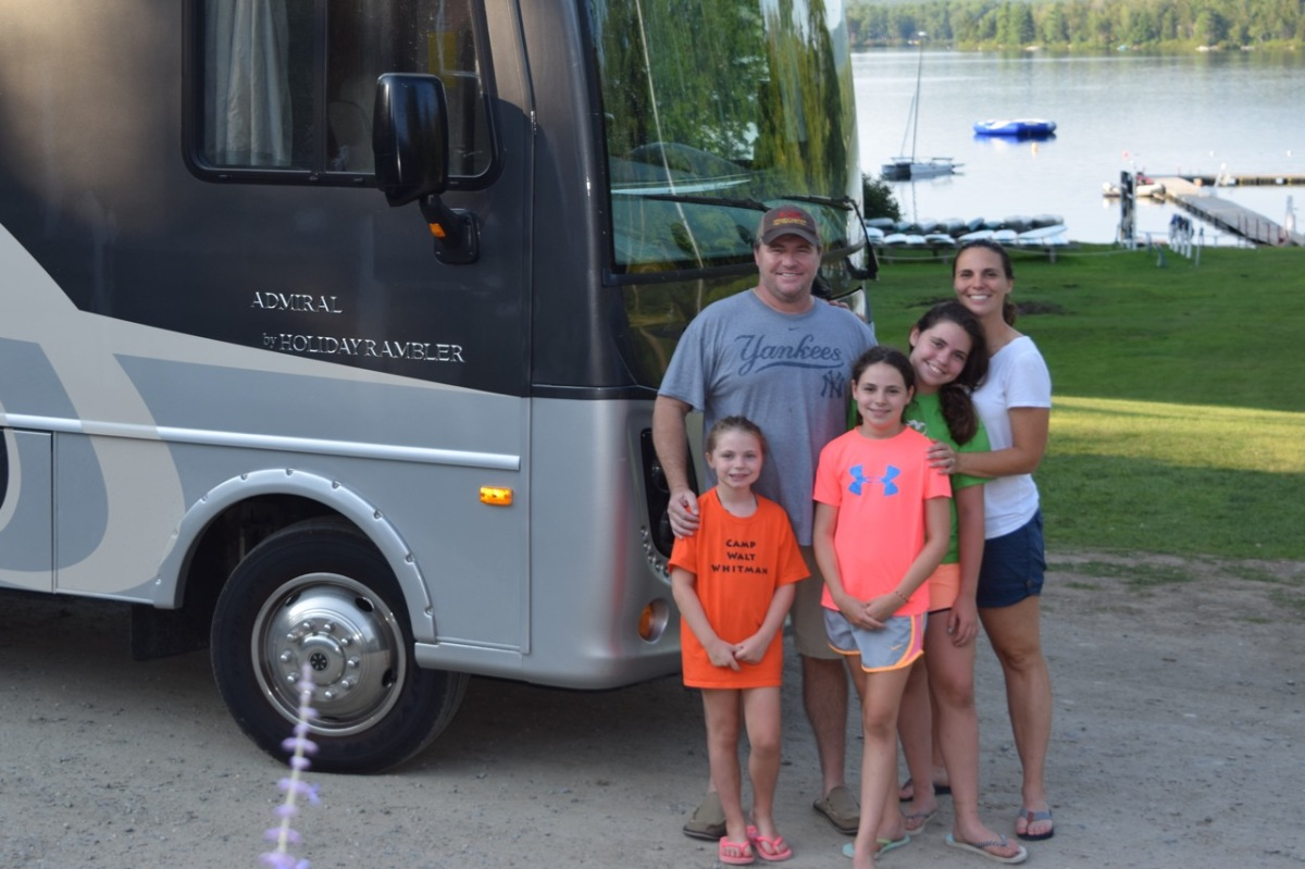 RV'ers and Summer Camps