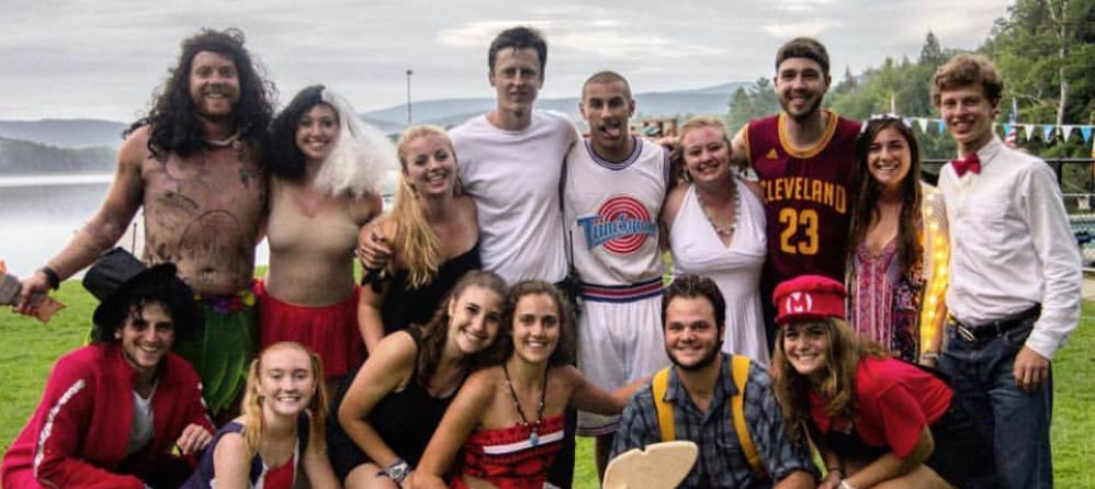 CampStaff Costume Contest