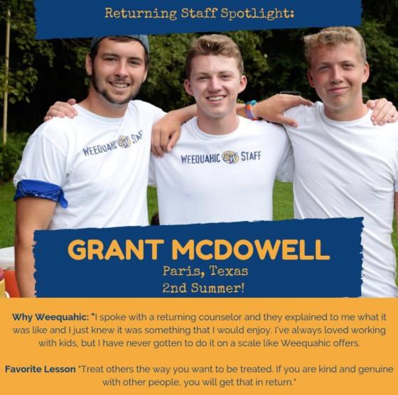 summer camp staff recruitment