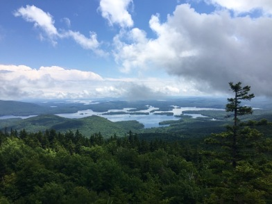 Photo taken off the Moosilauke Highway, New Hampshire